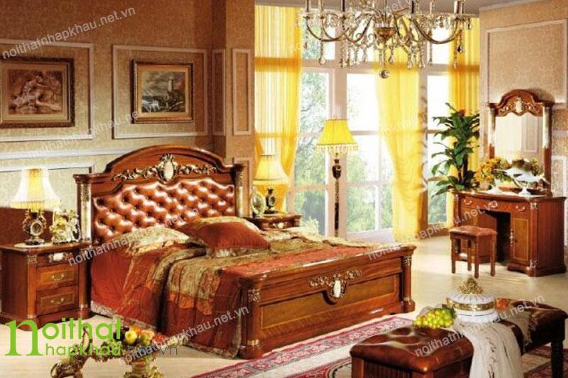 phong cách nội thất cổ điển sang trọng