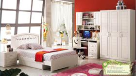 Phòng ngủ trẻ em 202-trắng
