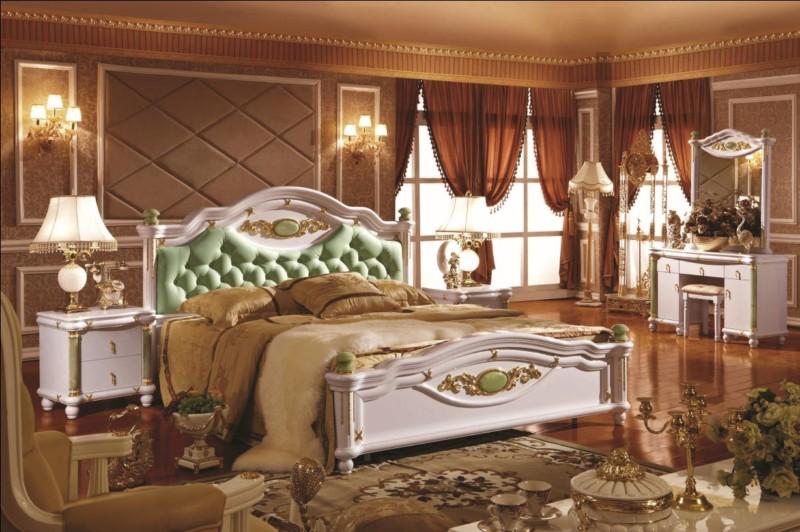 Giường ngủ đẹp 3020