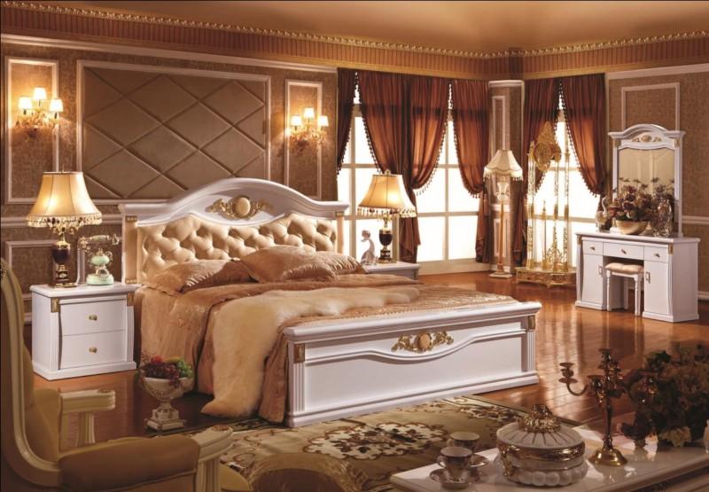 Giường ngủ đẹp 3026