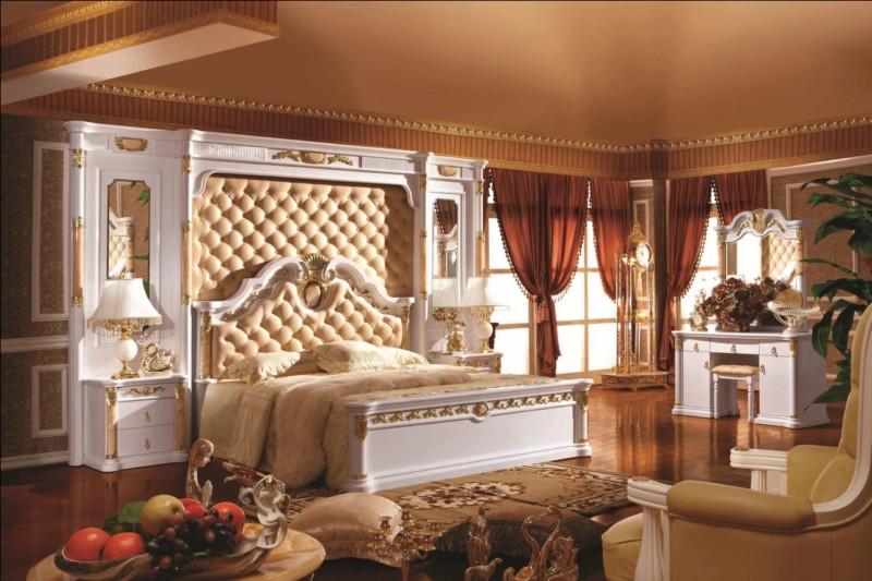 Giường ngủ đẹp 3028
