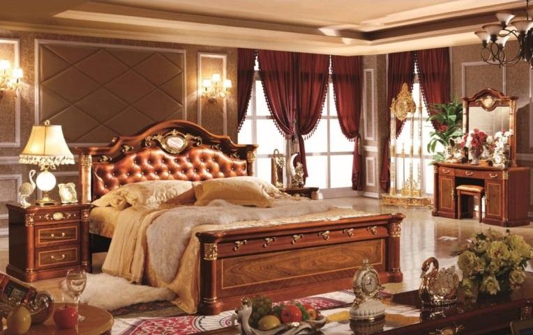 Giường ngủ đẹp 503