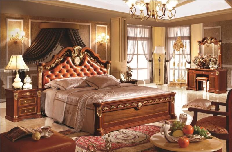 giường ngủ cổ điển 509