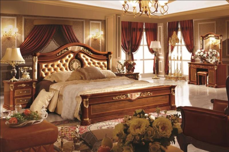 Giường ngủ đẹp 511