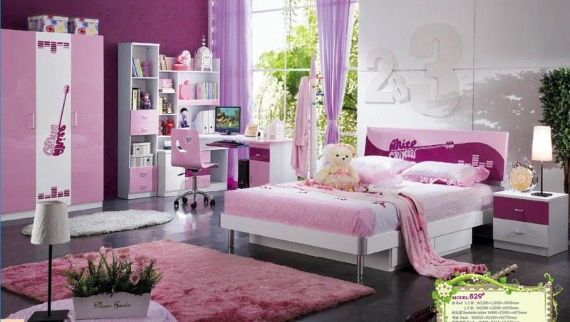 Phòng ngủ trẻ em 829