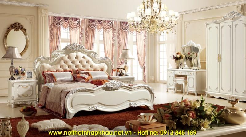 Giường ngủ đẹp 901