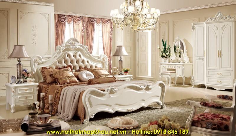 Giường ngủ đẹp 906