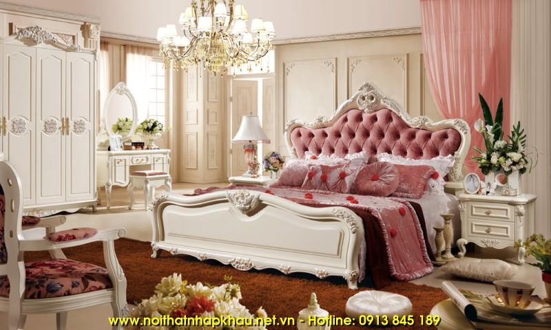 Giường ngủ đẹp 908