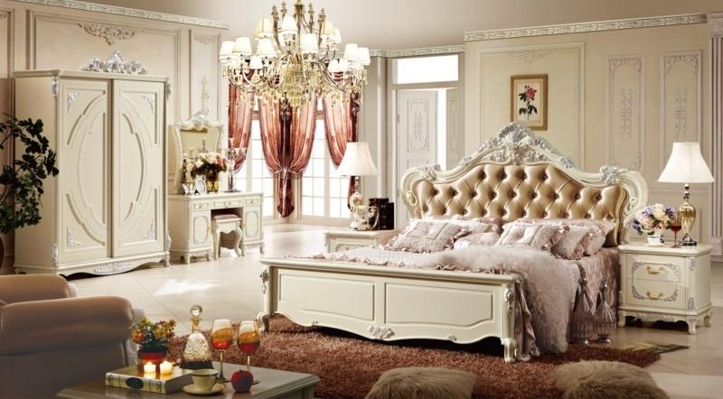 Giường ngủ đẹp 915