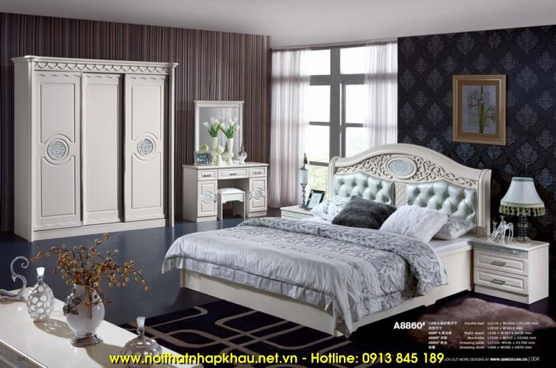 Phòng ngủ đẹp A8860