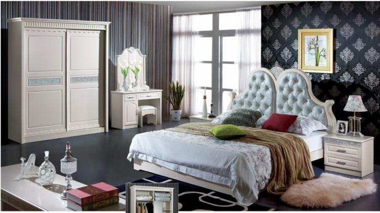 Phòng ngủ đẹp A8861