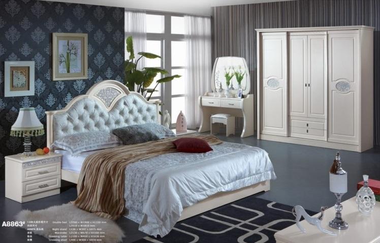 Phòng ngủ đẹp A8863
