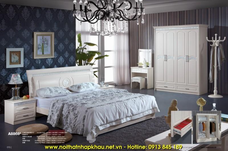 Phòng ngủ đẹp A8868