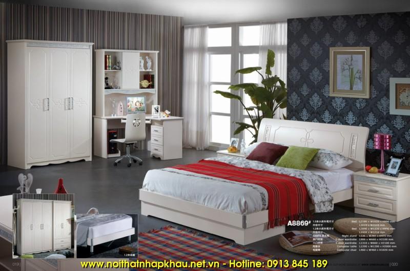 Phòng ngủ đẹp A8869