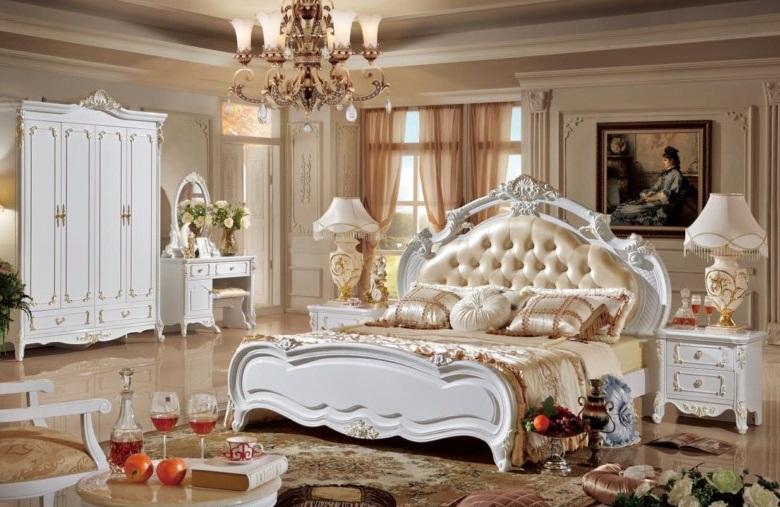 Bộ phòng ngủ cao cấp 705
