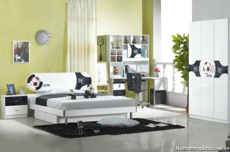 Phòng ngủ đẹp 8126