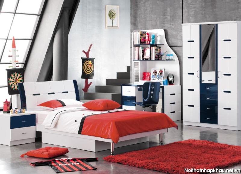 Phòng ngủ đẹp 813
