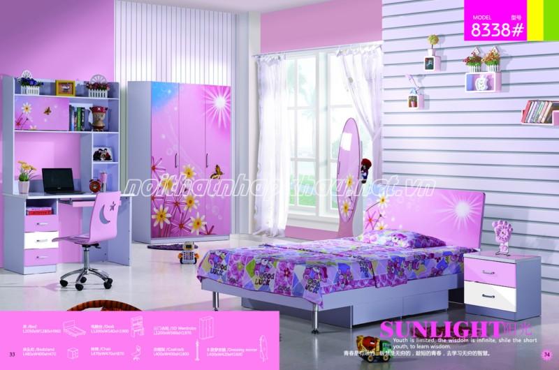 Phòng ngủ đẹp 8338