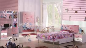 Phòng ngủ đẹp 8352-hồng