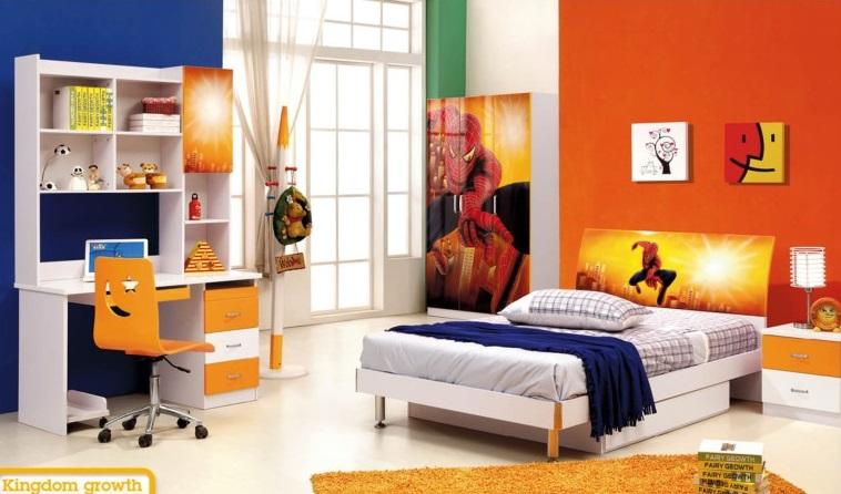 Phòng ngủ đẹp 855 siêu nhân