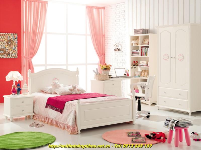 Giường ngủ đẹp 8A01