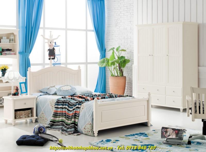 Giường ngủ đẹp 8A02