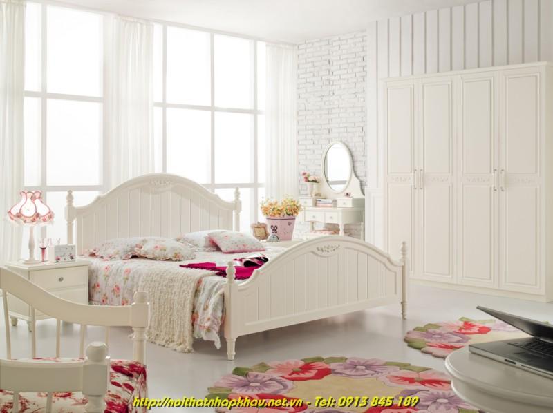 Giường ngủ đẹp 8A11