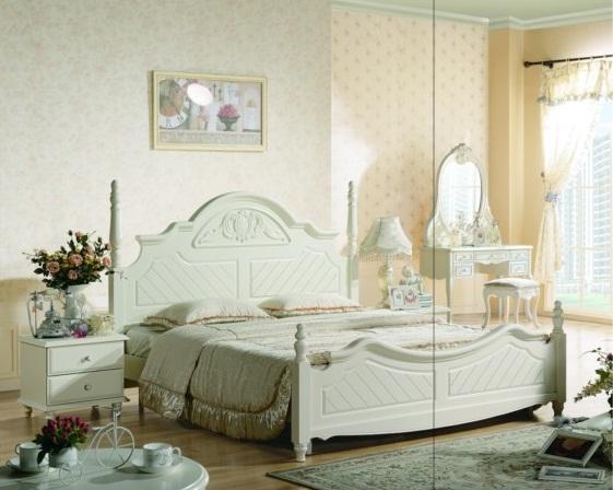 Giường ngủ đẹp 8A51
