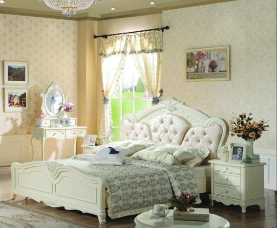Giường ngủ đẹp 8A55