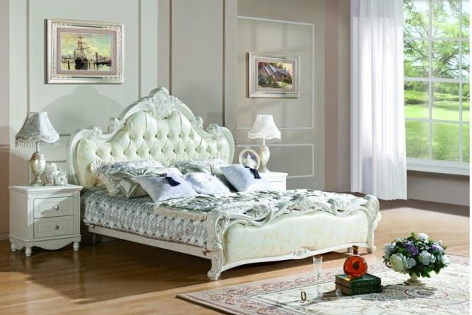 Giường ngủ đẹp 8A58