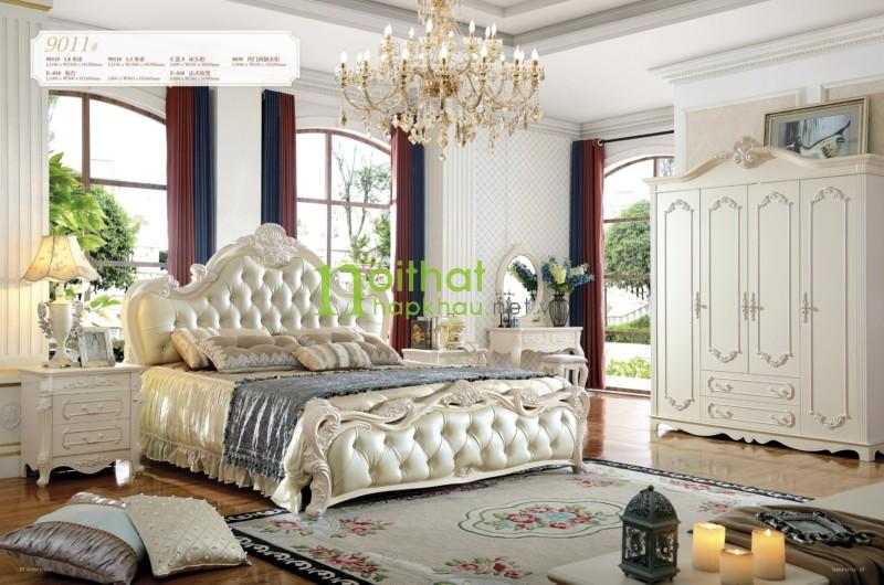 Giường ngủ đẹp 9011