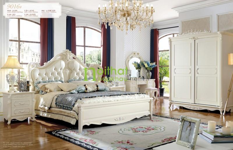Giường ngủ đẹp 9016
