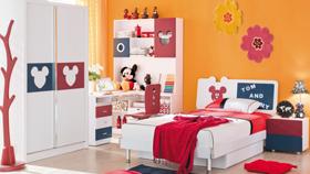 Phòng ngủ đẹp 9033 Mickey