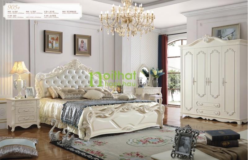 Giường ngủ đẹp 905