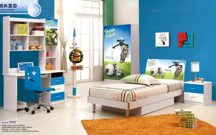 Phòng ngủ đẹp 9908