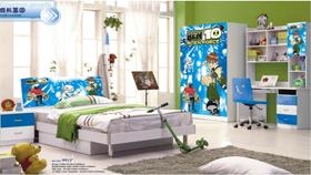 Phòng ngủ đẹp 9913 Ben 10