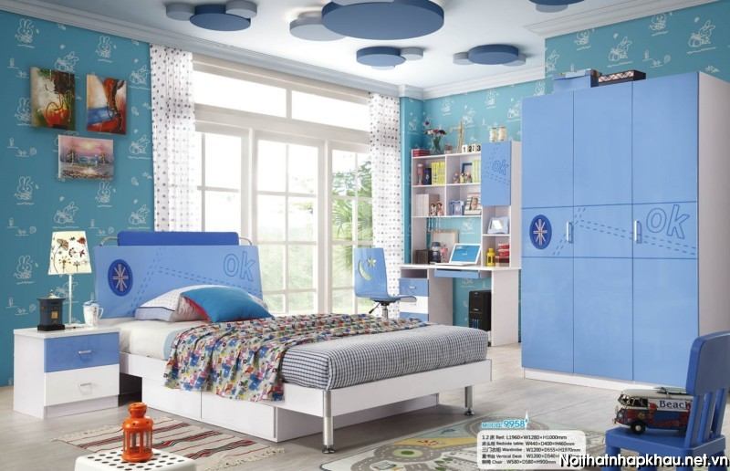 Phòng ngủ đẹp 9958