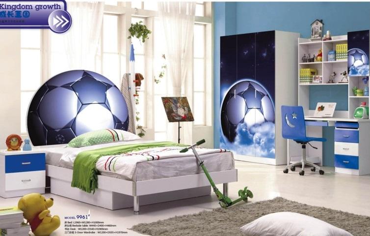 Phòng ngủ đẹp 3D mã 9961