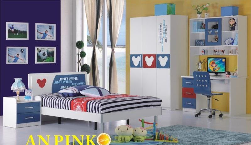 Phòng ngủ đẹp nhập khẩu A626