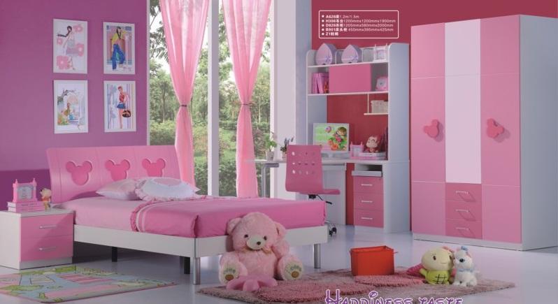 Phòng ngủ đẹp nhập khẩu A628