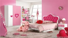 Phòng ngủ đẹp AH856