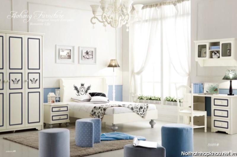 Phòng ngủ đẹp AH8609