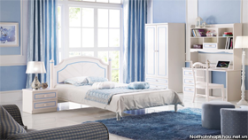 Phòng ngủ đẹp AH8610