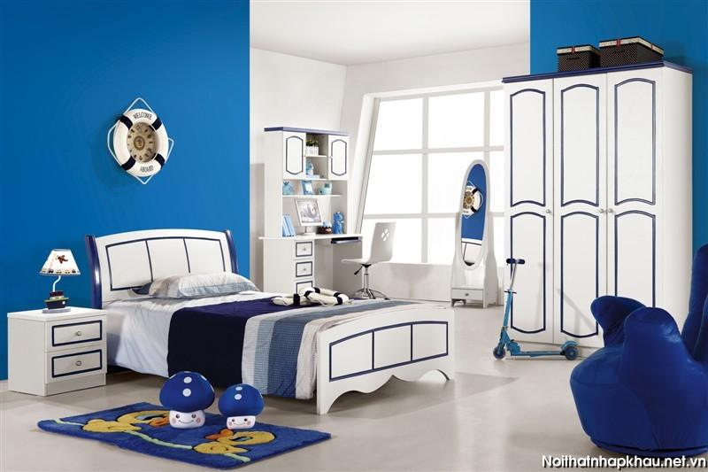 Phòng ngủ đẹp AH962