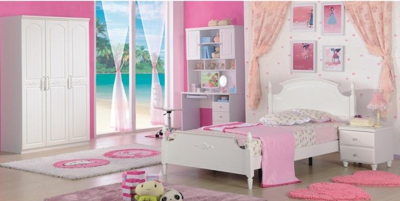 Giường ngủ đẹp trẻ em KA-615