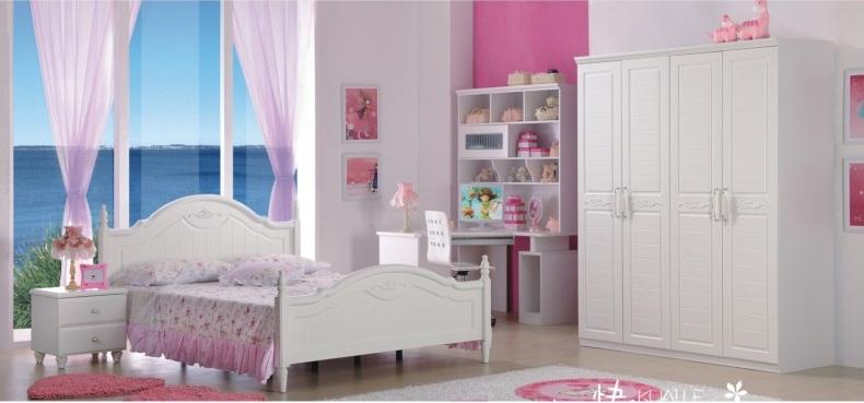 Giường ngủ đẹp trẻ em KA-616