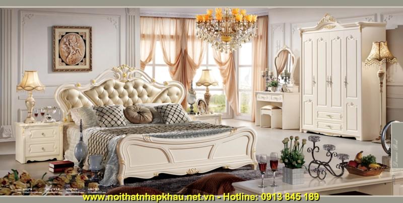 Phòng ngủ đẹp DM-685