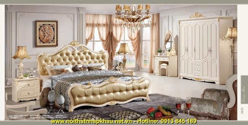 Phòng ngủ đẹp DM-686