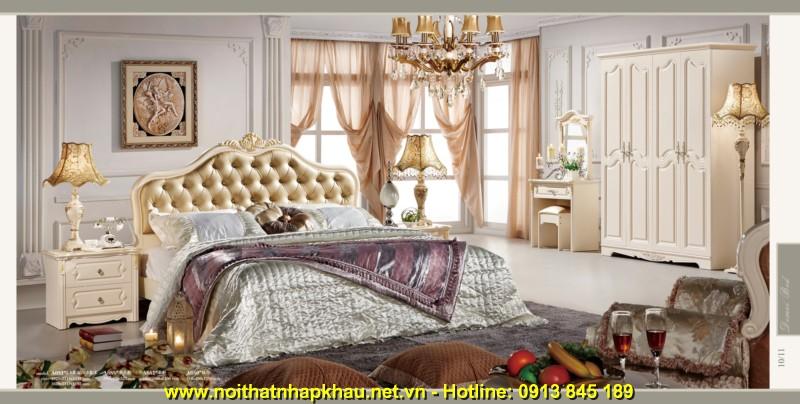 Phòng ngủ đẹp DM681