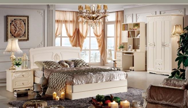 Phòng ngủ đẹp DM-682